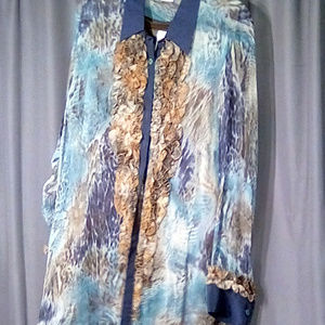Alain Weiz Couture dress and jacket size 16